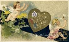 val050340 - Publisher John Winsch Valentines Day Postcard Post Cards