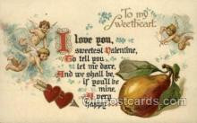 val050348 - Valentines Day Postcard Post Cards