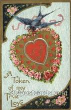 val050391 - Valentines Day Postcard Post Cards