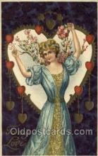 val050408 - Valentines Day Postcards Post Card