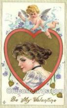 val050433 - Valentines Day Postcards Post Card