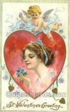 val050434 - Valentines Day Postcards Post Card