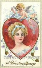 val050435 - Valentines Day Postcards Post Card