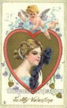 val050438 - Valentines Day Postcards Post Card