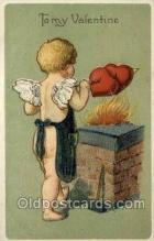 val050442 - Valentines Day Postcards Post Card