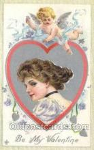 val050450 - Valentines Day Postcards Post Card