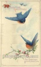 val050503 - Valentines Day, Old Vintage Antique Postcard Post Card