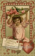 val050541 - Valentines Day, Old Vintage Antique Postcard Post Card