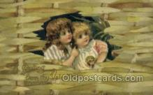 val050627 - Valentines Day, Old Vintage Antique Postcard Post Card