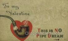 val050633 - Valentines Day, Old Vintage Antique Postcard Post Card