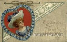 val050647 - Valentines Day, Old Vintage Antique Postcard Post Card