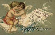 val050651 - Valentines Day, Old Vintage Antique Postcard Post Card