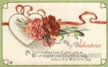 val050656 - Valentines Day, Old Vintage Antique Postcard Post Card