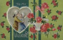 val050672 - Valentines Day, Old Vintage Antique Postcard Post Card