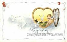 val100005 - Valentines Day Postcard Post Cards