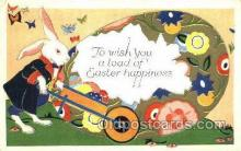 val100006 - Easter Day Postcard Post Cards