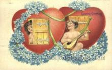 val100016 - Valentines Day Postcard Post Cards