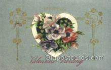 val100017 - Valentines Day Postcard Post Cards