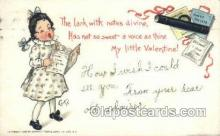 val100018 - Valentines Day Postcard Post Cards
