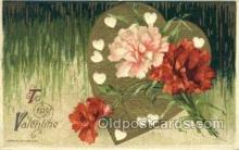 val100027 - Valentines Day Postcard Post Cards