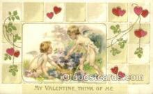 val100030 - Valentines Day Postcard Post Cards