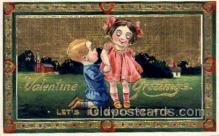 val100036 - Valentines Day Postcard Post Cards