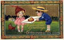 val100037 - Valentines Day Postcard Post Cards