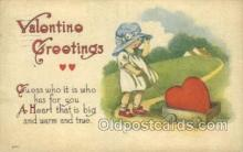 val100042 - Valentines Day Postcard Post Cards