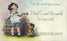 val100046 - Valentines Day Postcard Post Cards