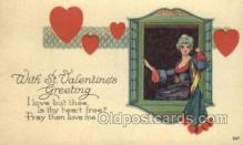 val100051 - Valentines Day Postcard Post Cards