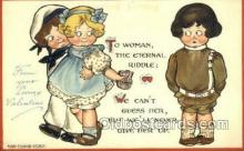 val100057 - Artist Mary Eleanor George Valentines Day Postcard Post Cards