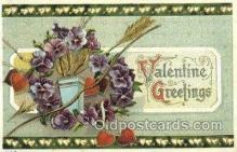 val100059 - Valentines Day Postcard Post Cards