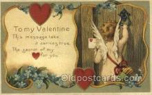 val100060 - Valentines Day Postcard Post Cards