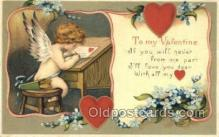 val100061 - Valentines Day Postcard Post Cards