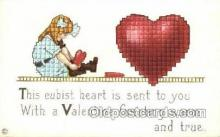 val100064 - Artist ME Price Valentines Day Postcard Post Cards