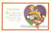 val100069 - Valentines Day Postcard Post Cards