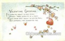 val100077 - Valentines Day Postcard Post Cards
