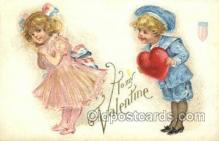 val100078 - Valentines Day Postcard Post Cards