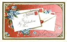 val100082 - Valentines Day Postcard Post Cards
