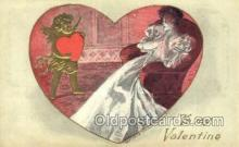 val100083 - Valentines Day Postcard Post Cards