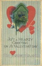 val100089 - Valentines Day Postcard Post Cards