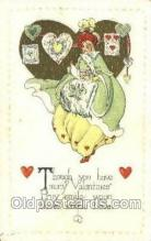 val100096 - Valentines Day Postcard Post Cards