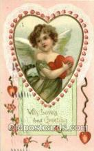 val100114 - Valentines Day Postcard Post Cards