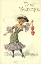 val100139 - Valentines Day Postcard Post Cards