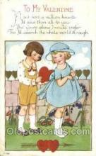 val100150 - Valentines Day Postcard Post Cards