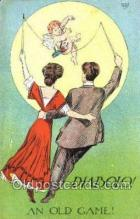 val100173 - Diabolo, Valentines Day Postcard Post Cards