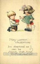 val100181 - Artist Twelvetrees, Valentines Day Postcard Post Cards