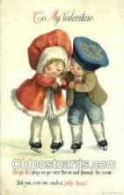 val100196 - Artist Clapsaddle, Valentines Day Postcard Post Cards