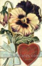 val100204 - Valentines Day Postcard Post Cards