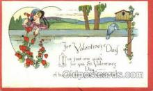 val100242 - Valentines Day Postcard Post Cards